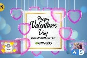 Videohive Valentine's Day Opener Promo 25709772