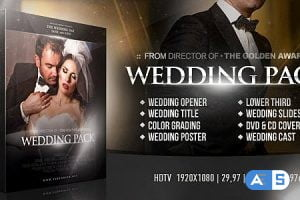 Videohive Wedding Pack Two 9201426