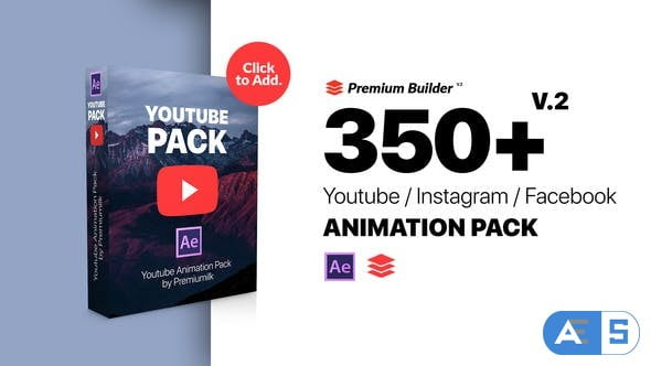 Videohive Youtube Pack – Extension Tool 25832086