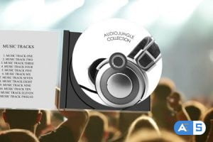 Videohive CD Transitions 4935434