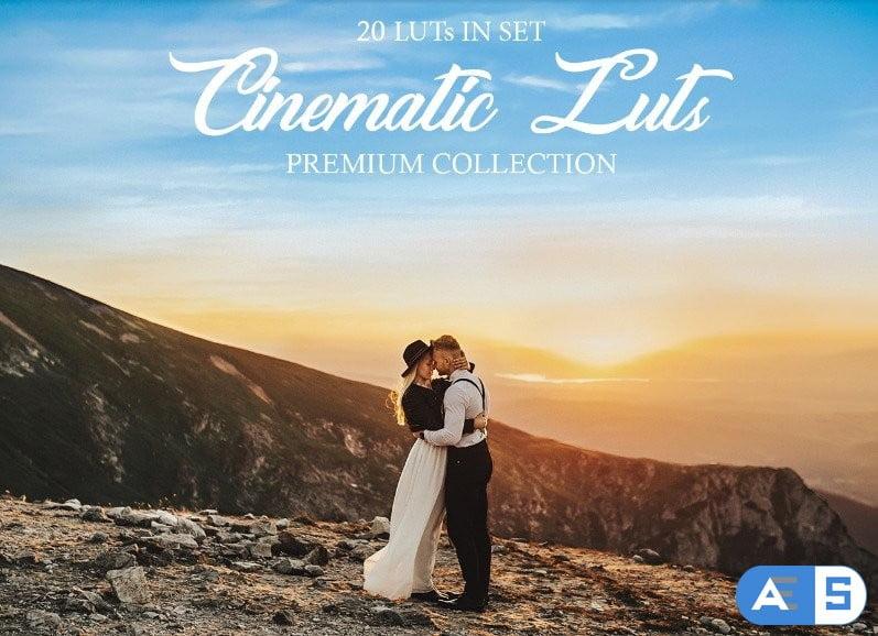Cinematic LUTs – Fixthephoto