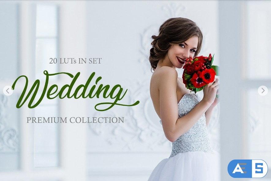 Wedding LUTs – Fixthephoto