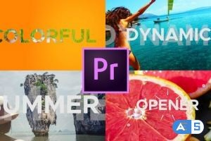 Videohive Fast Colorful Opener 21823963