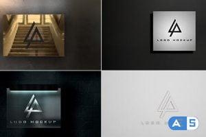 Videohive Logo Mockup – Corporate Edition 20363036