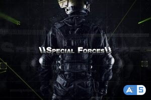 Videohive Special Forces 16500277
