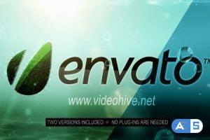 Videohive Underwater Logo Reveal 2311030
