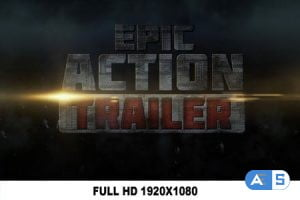 Videohive Epic Action Trailer 3988902