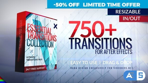 VIDEOHIVE TRANSITIONS 26028829
