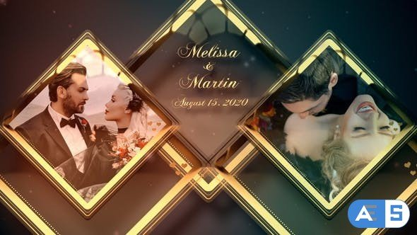 Videohive Wedding 22454963