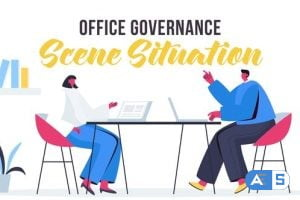 Videohive Office governance – Scene Situation 27642698