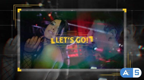 Videohive Dubstep Party 8889690
