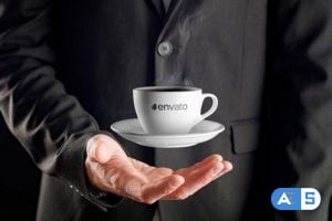 Videohive It's In Your Hands 4K – Office Coffee Time 23526064