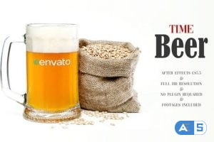Videohive Beer Time 23428572
