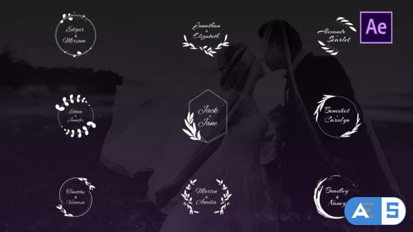 Videohive Wedding Titles 26800409