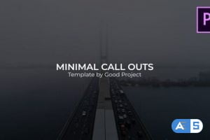Videohive Minimal Call Outs 24921442