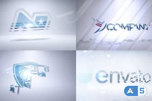 Videohive Corporate Logo Pack 24555962