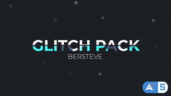 Videohive Glitch Broadcast Pack 22525870