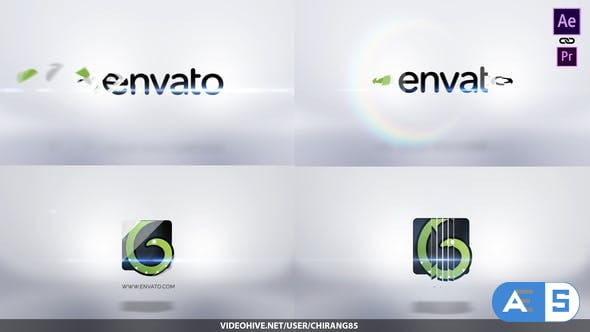 Videohive Modern Logo Reveals 23832373