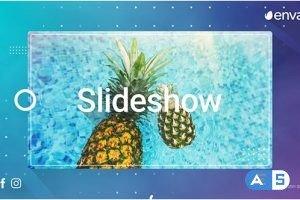 Videohive Bright Slideshow 20106387