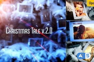 Videohive Christmas Tale 14471757