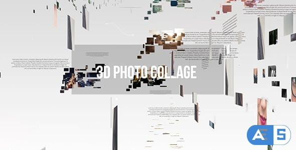 Videohive 3D Photo Gallery 15706572