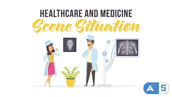 Videohive Healthcare and medicine – Scene Situation 27597218