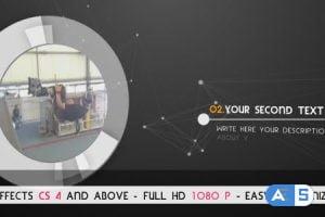 Videohive Circles 3034980