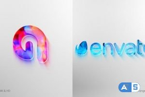 Videohive Clean Colorful Logo Reveal 26775824