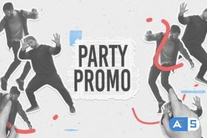 Videohive Chill Party Promo 27528295