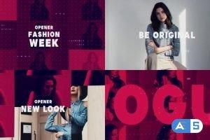 Videohive Fashion Energy Opener 23009900
