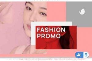 Videohive Fashion Typo Intro 27594539