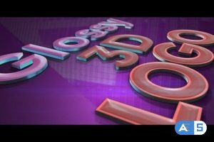 Videohive Glossy 3D Logo reveal 26502618