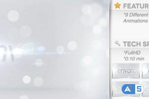 Videohive Glossy Opener 3648088