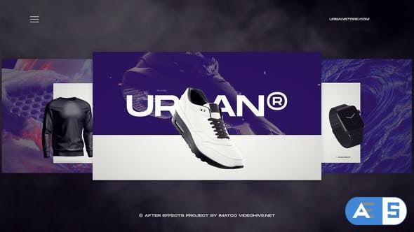 Videohive Urban | Product Display 27560857