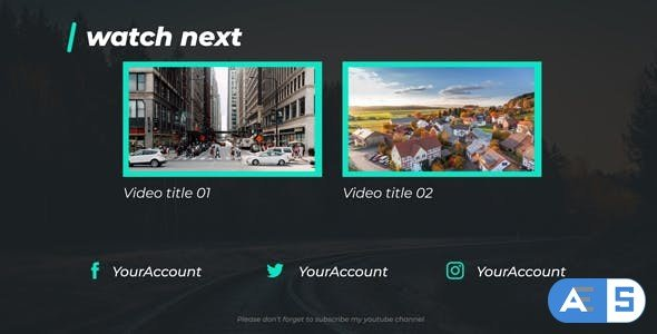 Videohive Youtuber Opener & Lower Thirds Package 21175976