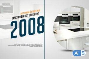 Videohive Corporate Timeline V.2 8252653