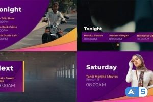 Videohive Gradient Broadcast Package – Essential Graphics 26569390