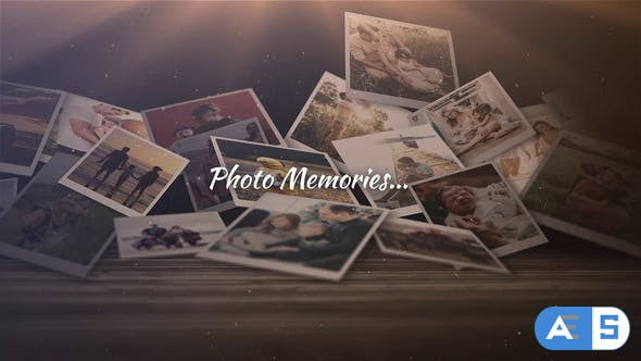 Videohive Dramatic Photo Gallery 27488119
