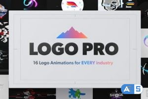 Videohive Logo Pro | Logo Animation Pack 25621946