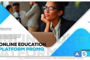 Videohive Online Education Platform Promo 27822446