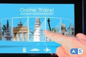 Videohive Online Travel Agency Advert 11382851