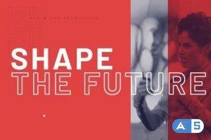 Videohive Digital Design Conference // Dynamic Event Promo – Intro 26161755