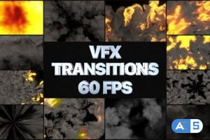 Videohive VFX Transitions   After Effects 26406217