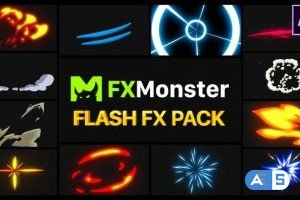 Videohive Flash FX Pack | After Effects 27583638