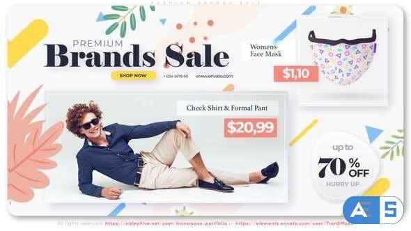 Videohive Premium Brands Sale 27545811