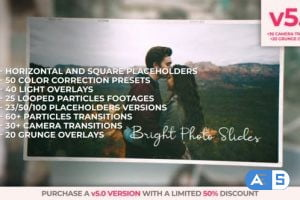 Videohive  This Is Slideshow V5 23649519