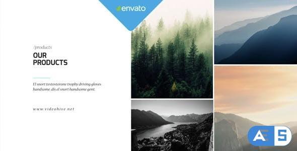 Videohive Corporate Simple & Minimal Presentation 15104135