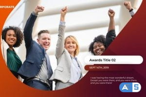 Videohive Modern Corporate Presentation 24342131