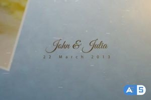 Videohive Wedding/Family Gallery Slideshow 4357464