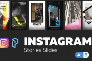Videohive Instagram Stories Slides Vol. 6 27704428